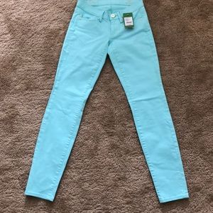 Lilly Pulitzer South Ocean Skinny Pant